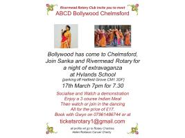 ABCD Bollywood - Hylands School