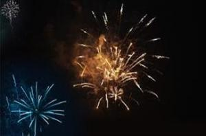 Bonfire & Fireworks Display