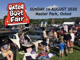 Oxted Boot Fair