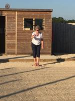 Winning success at Boules Match