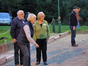 Boules Evening August 2014