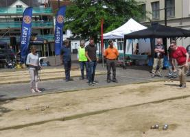 Boules in the Square - 2018