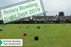 Annual Partners Lawn Bowling Night