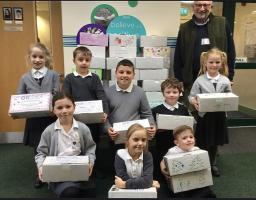 Shoeboxes for Eastern Europe 2019