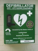 Learn to Use a Defibrillator - Mathew Perry