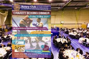 Charity Boxing Night