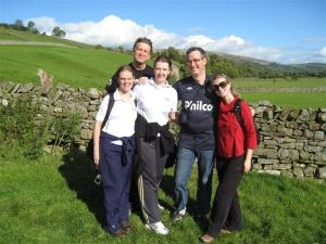 GSE team from Brazil arrives in Wensleydale