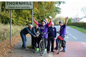 Brenda Powers Through Nithsdale