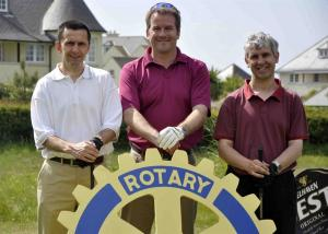 Craigielaw Charity Golf Competition   The Teams