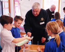 Rotary Junior Technology Course -Ashbeach School