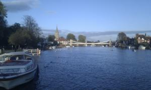 River Thames at Marlow