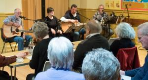 Bothy Night - Folk Music and a Sing-a-long with Broch