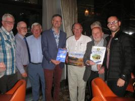 Meeting Rotary Club Budapest international