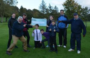 Community Support Fund helps Budding Golfers