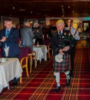 A Burns Supper with a difference