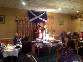 Burns Night - 25th January 2013