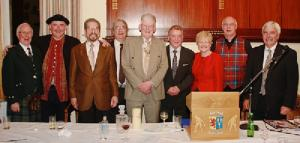 2013 Greenock RC Burns Supper