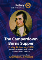 Camperdown Burns Supper