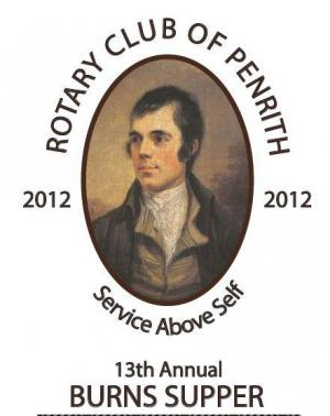 Charity Burns Supper 2014