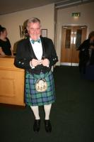 Burns Night - full of fun and fellowship