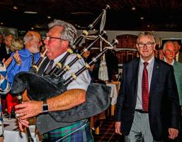 Report on Burns Supper 2018