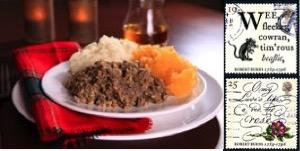 Burns Supper - Aytoun Hall (No meeting at Golf Club)