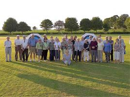 2017 Burton Agnes Sports Club Evening