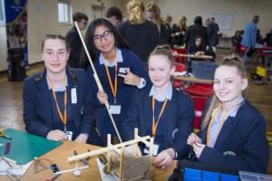 Their winning design was an excellent example of engineering and science couple with first class build quality