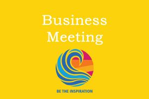 Lunchtime Meeting - 12.45pm - Business Meeting