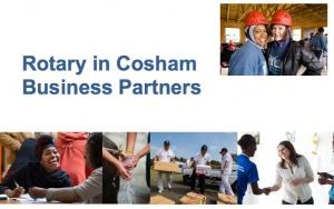 Rotary in Cosham Business Partners