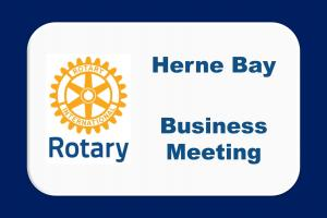 Club Business Meeting