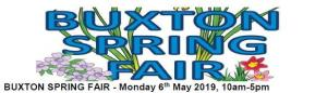 Buxton Spring Fair : May 6th 2019