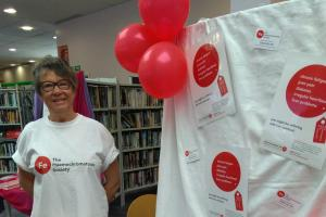 Year of Health & Wellbeing Event @ Oswestry Library - Friends of Parkies & Haemochromatosis