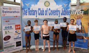 Coventry Jubilee Swimmarathon