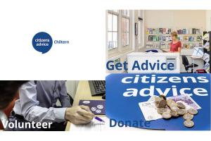 Speaker 31st May 2019 - Emma Burgham, Chiltern Citizens Advice