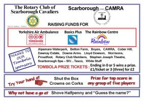 Fund raising with CAMRA