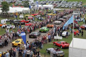 Sherborne Classic & Supercars 15th July 2018