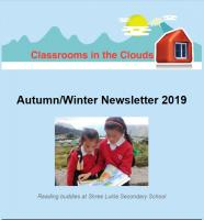Classrooms in the Clouds Autumn/Winter newsletter