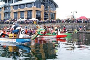 Interested in entering the 2018 Charity Dragon Boat Challenge?