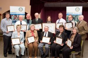 Fraserburgh Rotary Citizen of the Year