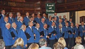 26 March 2011 - Choir concert boosts Club's charity funds