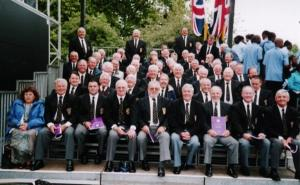 Our Welsh Choir Concert with the Caldicote Male Voice Choir
