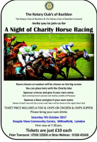 A Night of Charity Horse Racing