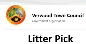 Verwood Town Litter Pick