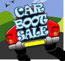 Car Boot Sale: August Bank Holiday 2017