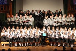Cheltenham North Carol Concert 18th December 2018