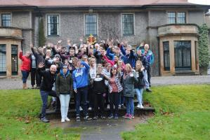 Residential weekend to develop Conflict Resolution skills