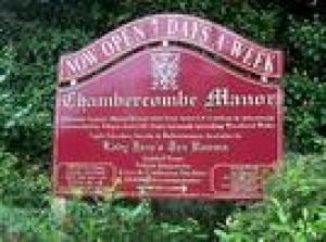 Chambercombe Manor Tour