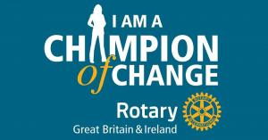 Rotary Champion of Change