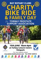 Bay Rotary Clubs CHARITY BIKE RIDE & Family Day